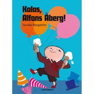 Bok Kalas Alfons Åberg