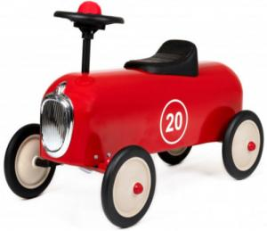Gåbil New Racer Baghera, röd