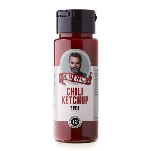 Chili Klaus Ketchup 7 Pot (vindstyrka 12) från Chili Klaus