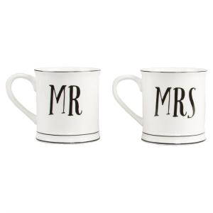 Mugg Mr & Mrs