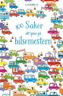 """Bok """"100 saker att göra på bilsemestern"""" • Pryloteket"""