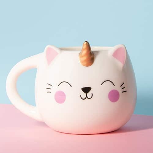 Kittycorn Mugg