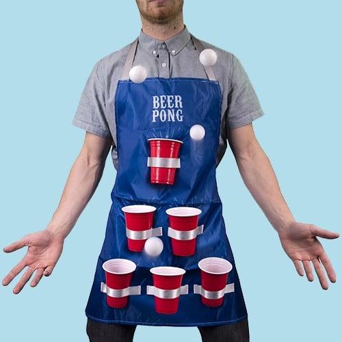 Förkläde Beer Pong • Pryloteket