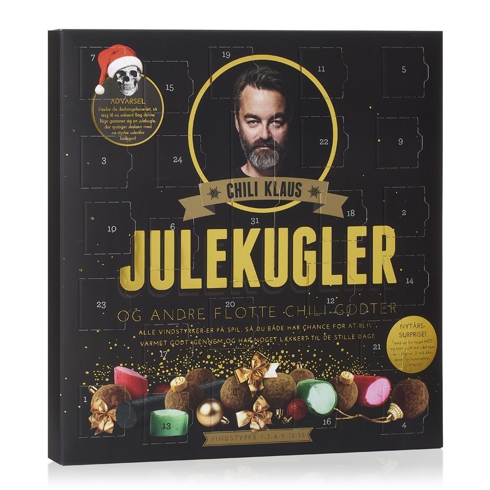 Julkalender Chilipraliner - Chili Klaus