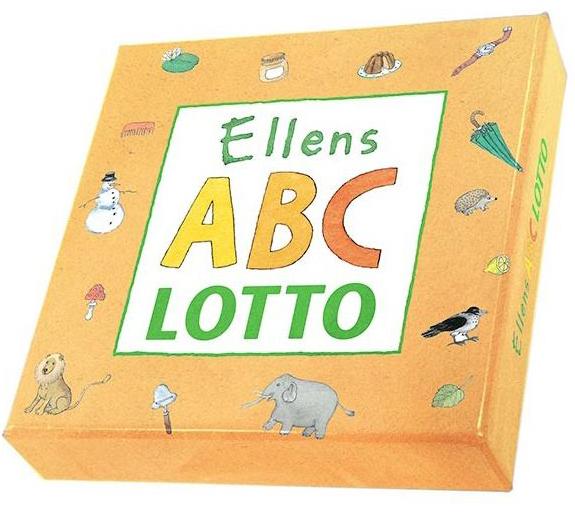 Ellens ABC Lotto • Pryloteket