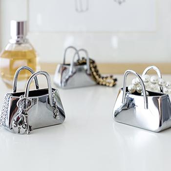 Smyckesförvaring Handväska