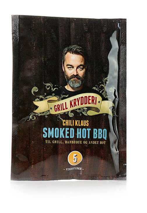 Smoked Hot BBQ Grill Spice