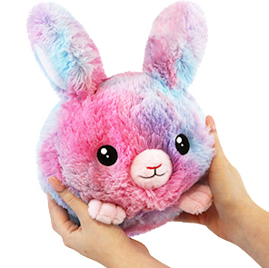 Cotton Candy Kanin - Squishable