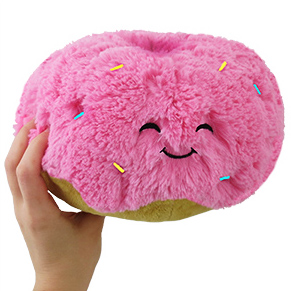 Donut Mjukis - Squishable (Liten (ca 20cm)) • Pryloteket