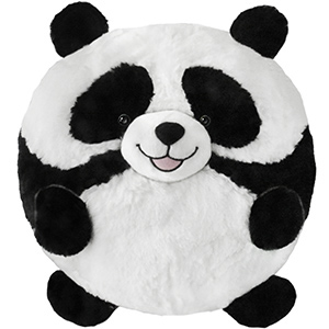 Happy Panda - Squishable