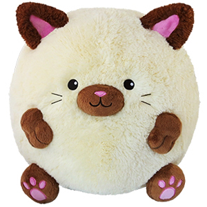 Siames Katt - Squishable