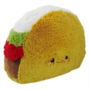 Taco Mjukis - Squishable • Pryloteket