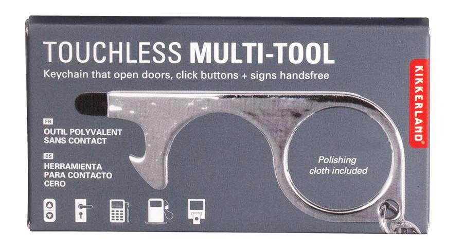 Touchless multi-tool • Pryloteket