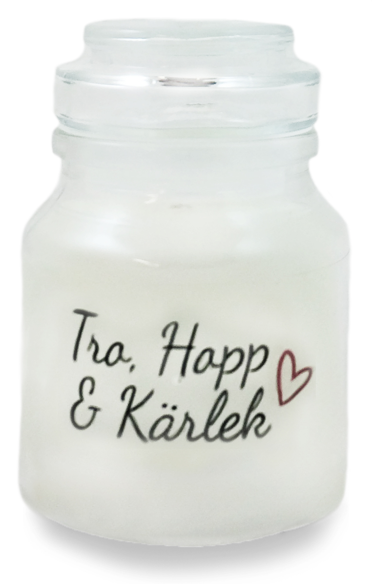 Tro, Hopp & Kärlek - Budskapsljus