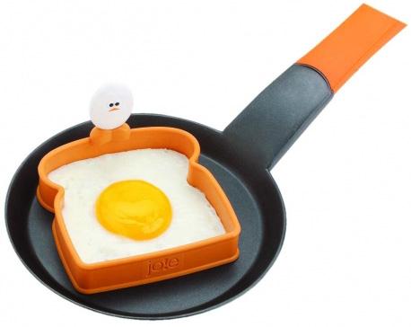 Äggform (Toast) • Pryloteket