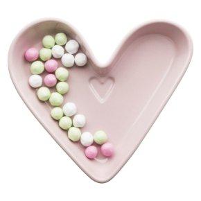 Alla Hjärtans Skål (rosa) - Sagaform/Hjärt- Lungfonden