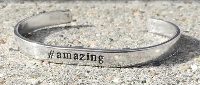 "Armband ""#amazing"" - Littlebit Design"
