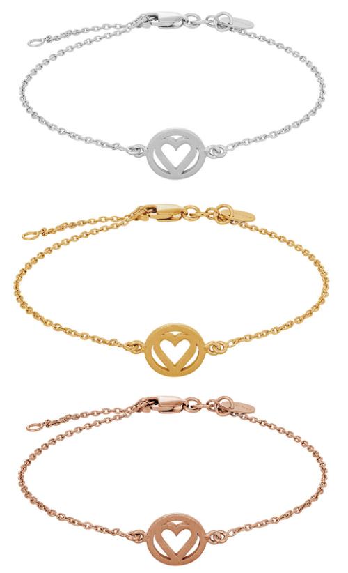 Armband Heartland - Nordahl Jewellery (Roséguld) • Pryloteket