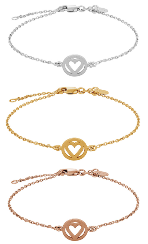 Armband Heartland - Nordahl Jewellery (Silver) • Pryloteket