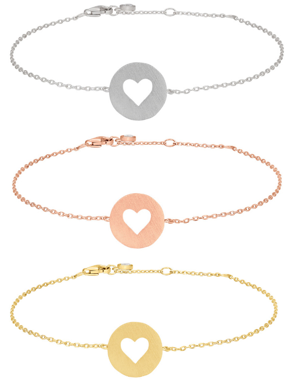 Armband Valentine - Nordahl Jewellery (Guld) • Pryloteket