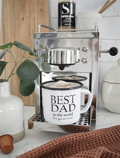 "Mugg ""Best Dad"" • Pryloteket"