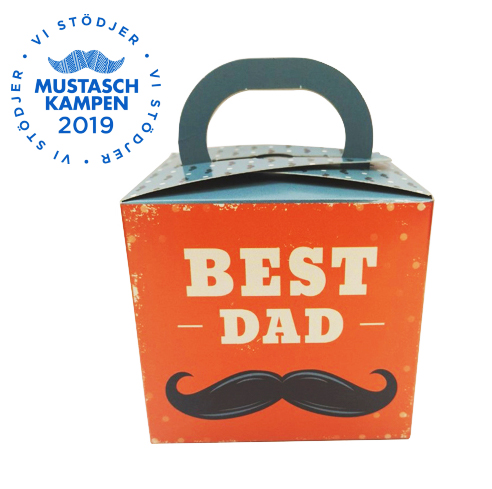 Best Dad Whiskyfudge - Mustaschkampen