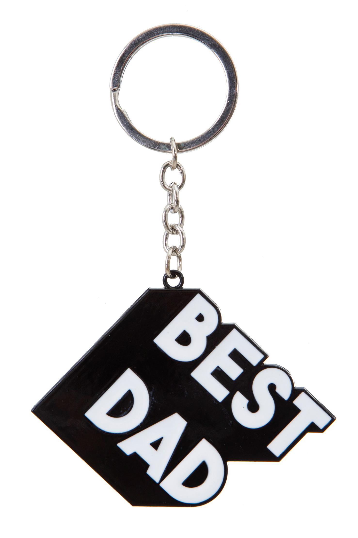 Nyckelring Best Dad • Pryloteket