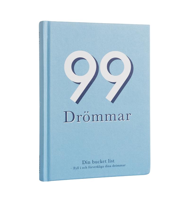 """Bok """"99 Drömmar"""""""