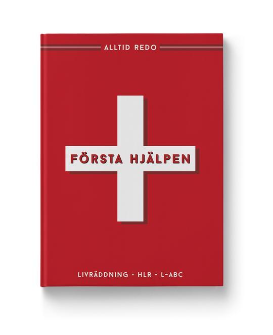 """Bok """"Alltid redo - Första Hjälpen"""" • Pryloteket"""