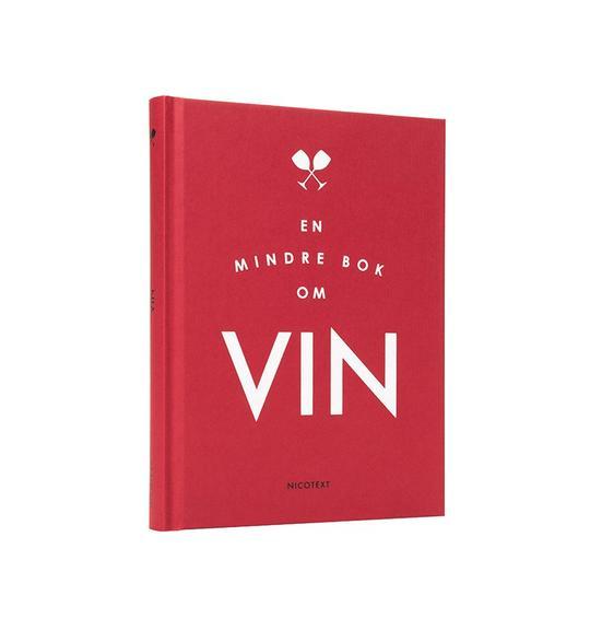 "Bok ""En mindre bok om vin • Pryloteket"