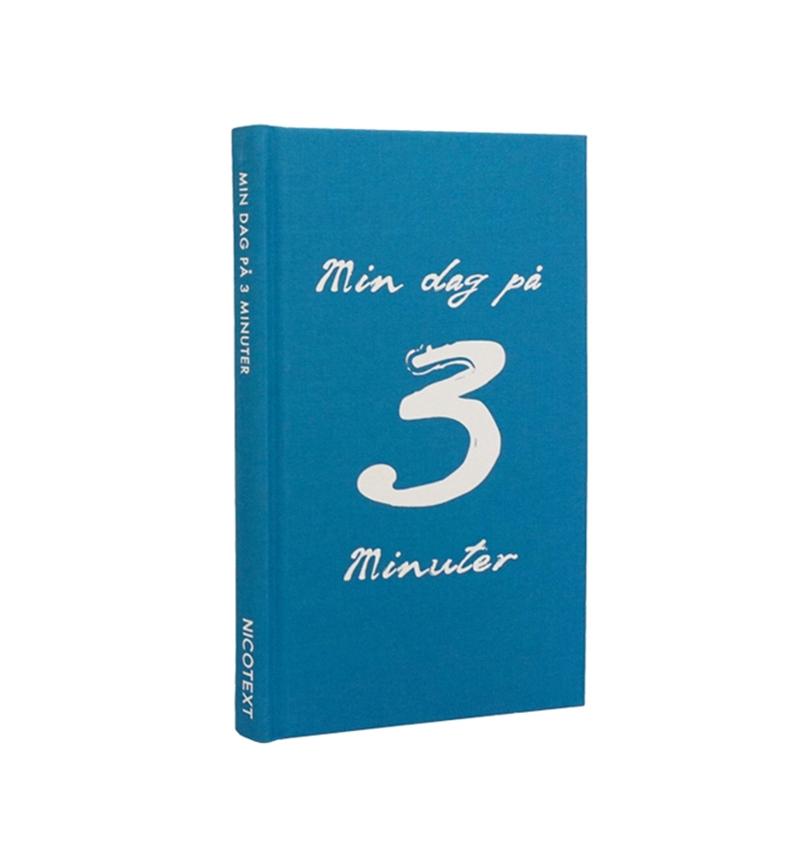 "Bok ""Min dag på 3 minuter"" • Pryloteket"