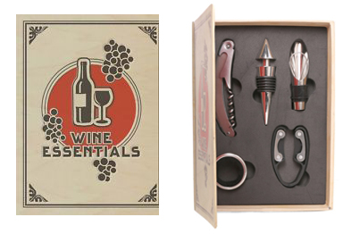 Book Wine Kit
