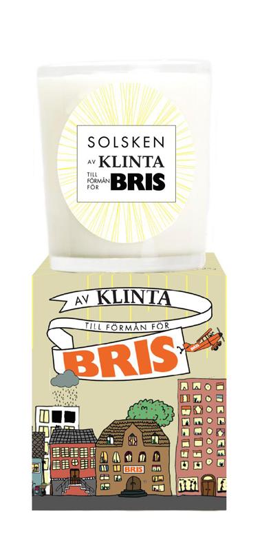 BRIS-ljuset - Klinta/Bris