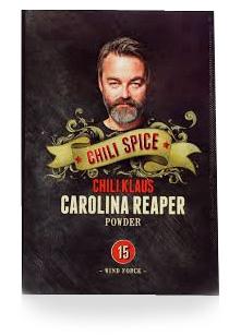 Carolina Reaper Chilipulver (vindstyrka 15) - Chili Klaus