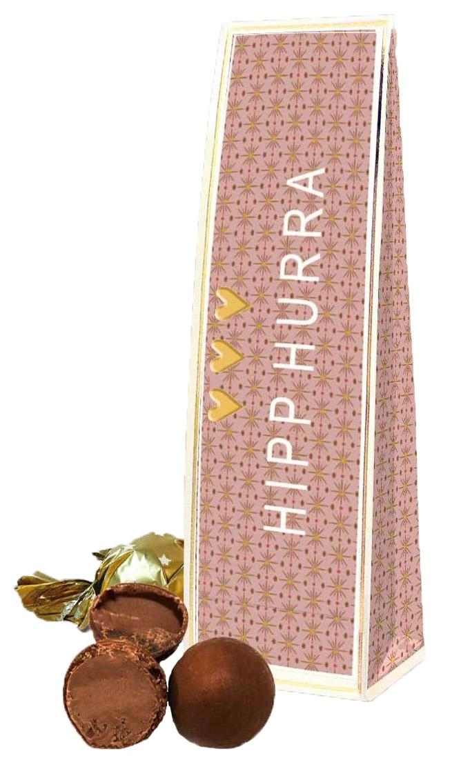 Chokladhälsning Hipp Hurra