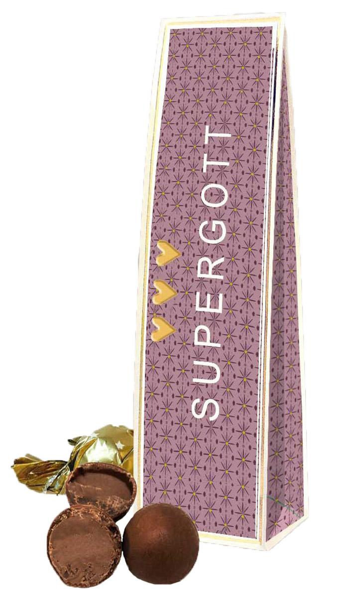 Chokladhälsning Supergott • Pryloteket