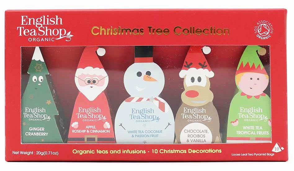Christmas Tree Collection - English Tea Shop
