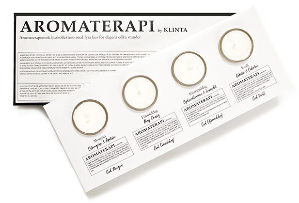 Dagskollektion Aromaterapi - Klinta