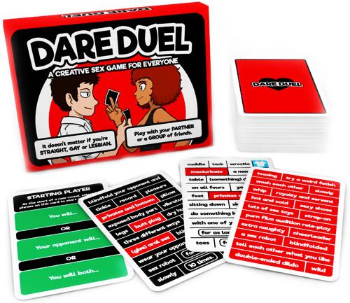 Dare Duel - Erotiskt Spel