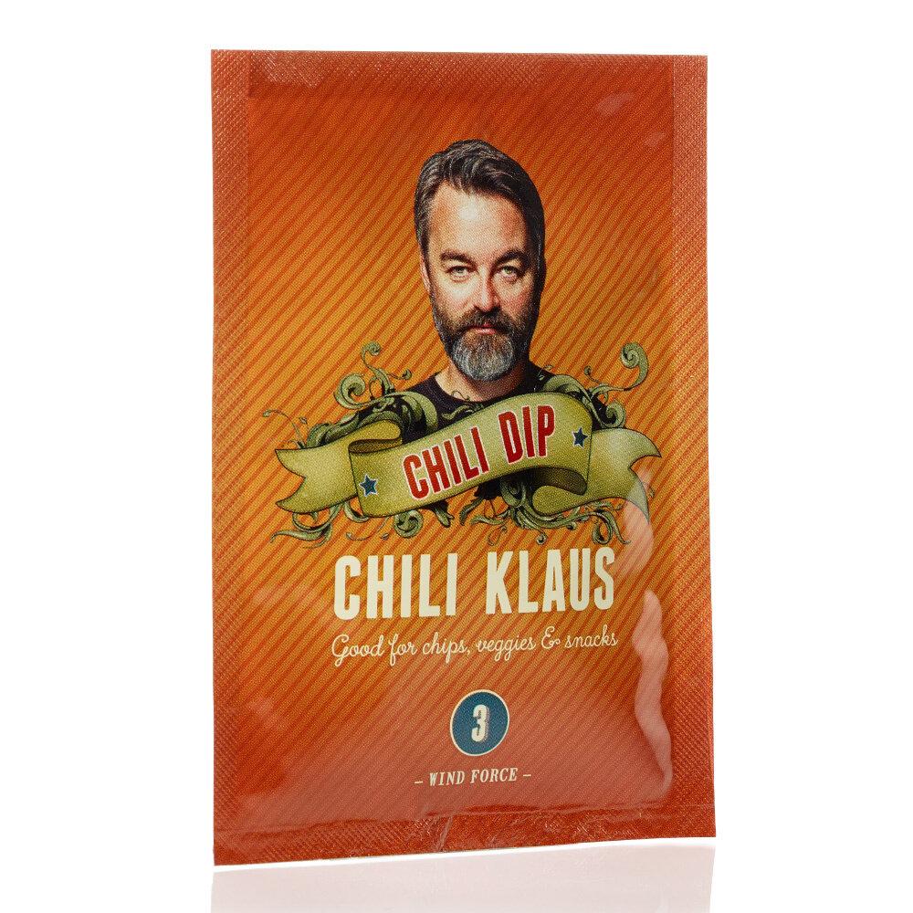 Chili Dipp (vindstyrka 3) - Chili Klaus • Pryloteket