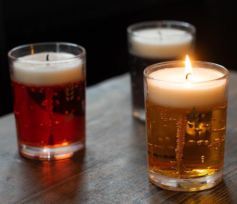 Doftljus Öl (Lager (Gul)) • Pryloteket