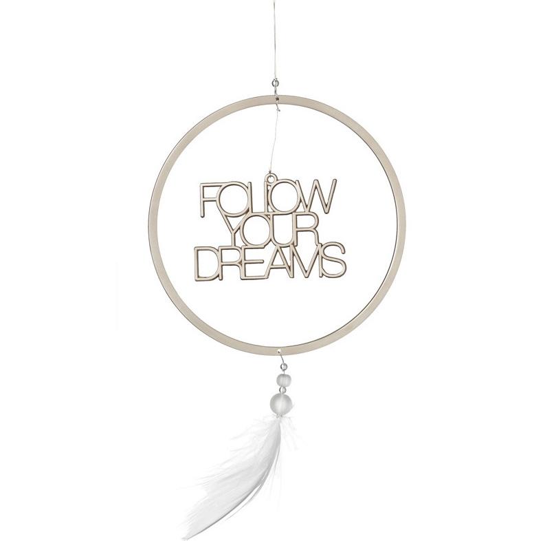"Drömfångare ""Follow your dreams"" - Räder • Pryloteket"
