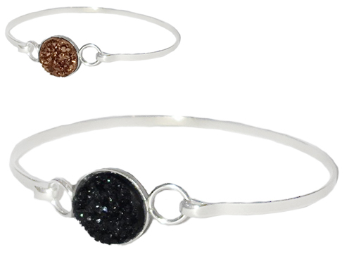 Armband Druzzy - Littlebit Design (Roséguld stl L)