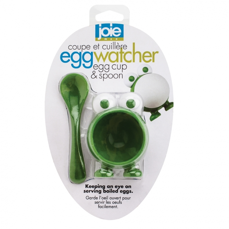 Äggkopp Eggwatcher (Röd) • Pryloteket