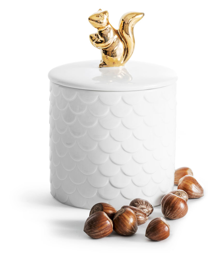 Keramikburk Ekorre - Sagaform