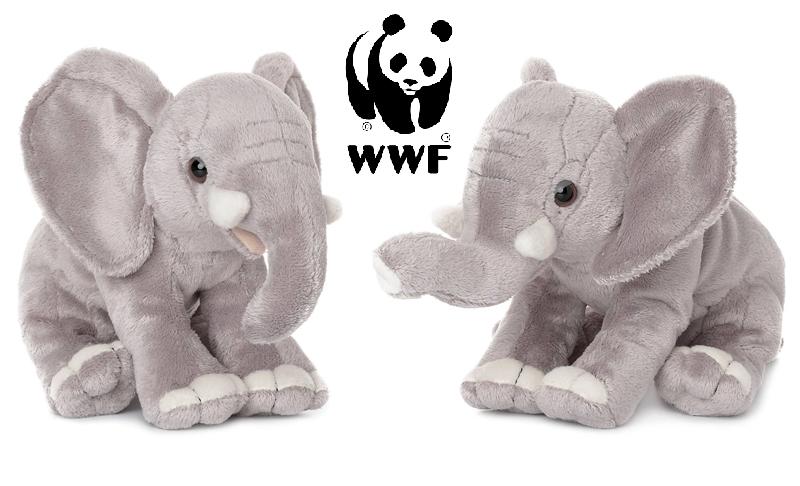 Elefant - WWF (Världsnaturfonden) • Pryloteket