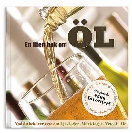 En liten bok om öl (Presentbok)