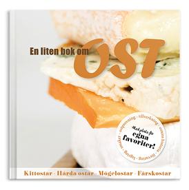 En liten bok om ost (Presentbok)