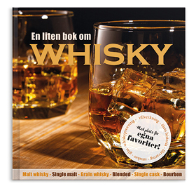 En liten bok om whisky (Presentbok)