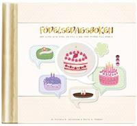 Födelsedagsboken (Fyll-i-bok) • Pryloteket